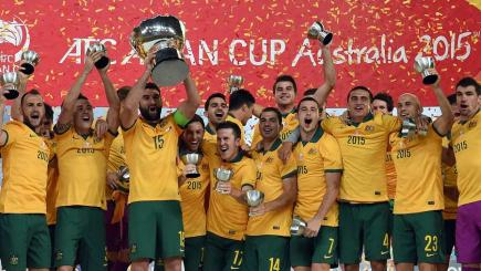 Australia win the 2015 Asian Cup