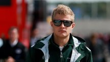 Caterham's Marcus Ericsson insists preparations for the Japanese Grand Prix have not been affected by bailiffs entering the team's UK factory