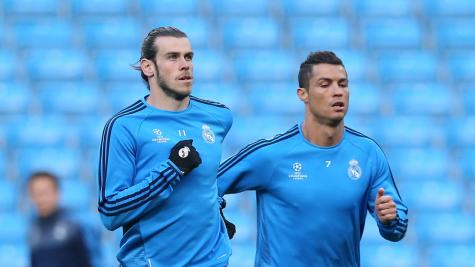 Bale in the dark about Ronaldo future – but hopes he stays at Real Madrid
