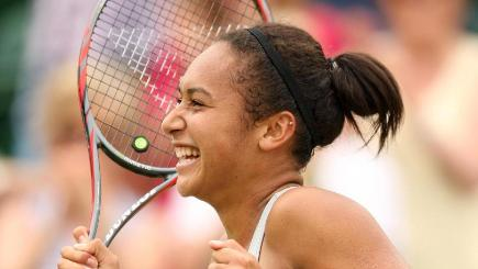 Heather Watson is in the main draw of the French Open