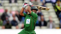 Tamim Iqbal's century helped Bangladesh to victory against Pakistan