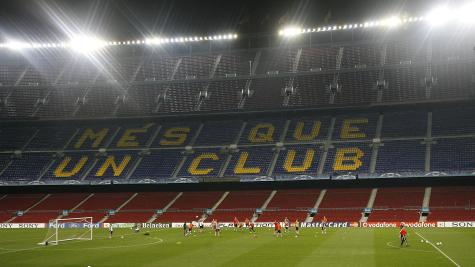 Barcelona announce plans to cut player wages amid coronavirus crisis