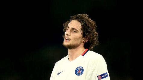 Barcelona deny breaching rules in move for PSG's Adrien Rabiot
