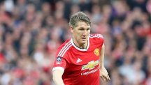 Manchester United's Bastian Schweinsteiger says he will not join another European club