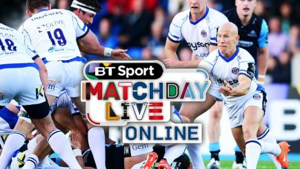 Live: Matchday Online Blog