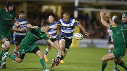Bath star scores classy chip and charge try