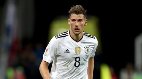 Germany midfielder Leon Goretzka signs deal to join Bayern