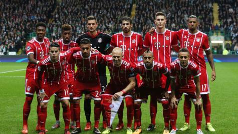 Bayern Munich announce plans to play friendlies in United States