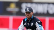 Ian Bell broke his toe in practice at Edgbaston