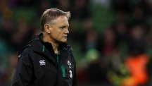 Rory Best believes the ruthlessness of Joe Schmidt, pictured, has driven Ireland to new heights
