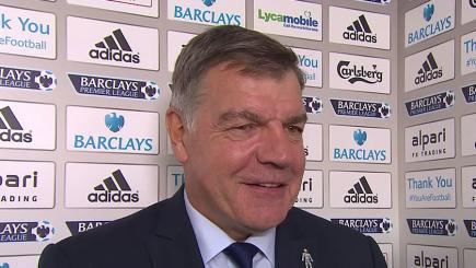 Big Sam delighted with shock win