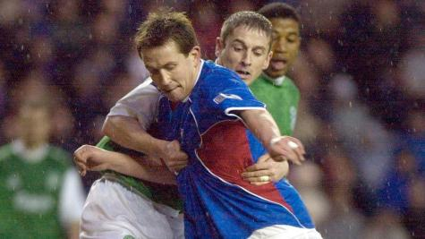 Billy Dodds disappointed with the way Rangers 'folded' at Celtic