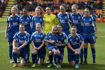 Birmingham City Ladies will be juggling their domestic campaign with a European adventure.