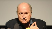 Sepp Blatter has been FIFA president for almost two decades