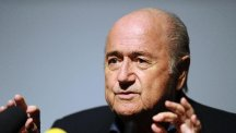 Sepp Blatter has ruled out a re-run of the voting for the 2018 and 2022 World Cups