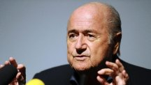 FIFA president Sepp Blatter is under increasing pressure