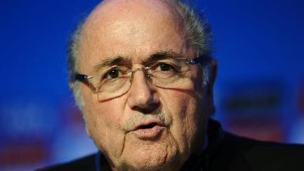Sepp Blatter will stand down as FIFA president
