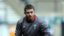 Leigh Halfpenny has been linked with Cardiff Blues