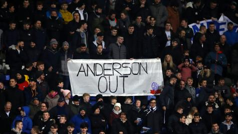 Bolton Wanderers fans banned from stadium for next two games