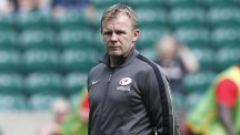 Mark McCall was pleased to get a bonus point win against Harlequins