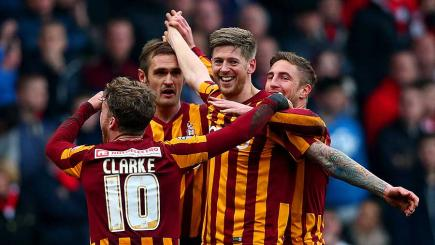 Bradford have knocked out Chelsea and Sunderland so far