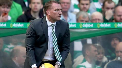 Brendan Rodgers Celtic feel at home at Hampden Park