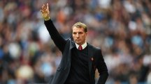 Brendan Rodgers has not won a trophy in three seasons at Liverpool