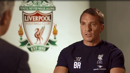 Brendan Rodgers: Premier League is our priority