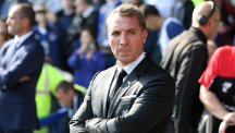 Brendan Rodgers was sacked as Liverpool manager shortly after the Merseyside derby