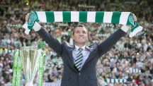 New Celtic manager Brendan Rodgers wants to pack out Parkhead again