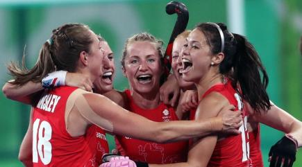 Rio Olympics 2016: Great Britain's women reach their first hockey final