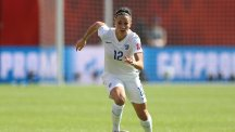England star Lucy Bronze is already looking forward to the start of the domestic season