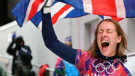 BT Sport Action Woman of the Year nominee and Olympic skeleton champion Lizzy Yarnold on her life since Sochi.