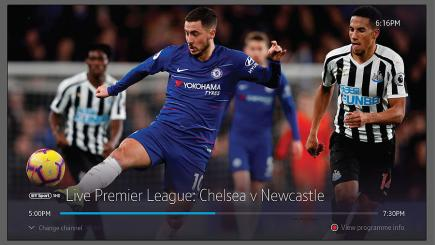 Watch BT Sport on Xbox, Samsung TV and Apple TV with New App