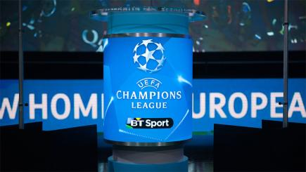 BT Sport Europe, the new home of European football