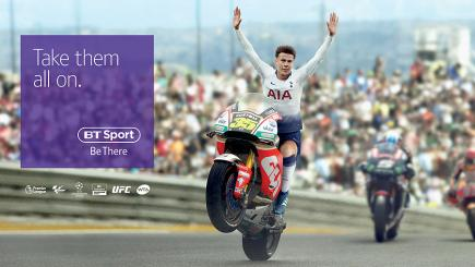 Free BT Sport for 18 months - for a limited time only! | BT Sport