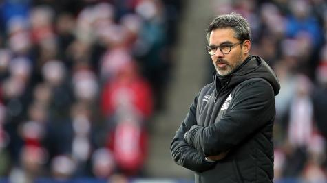 Buck stops with me for Huddersfield's poor form, says David Wagner