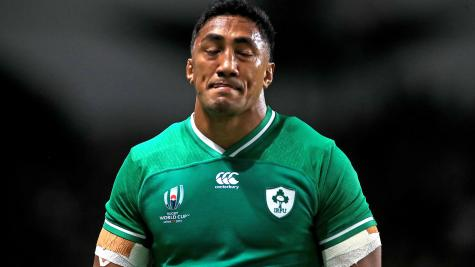 Bundee Aki to miss rest of World Cup after red card upheld
