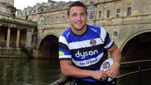 Sam Burgess wants to make his mark in rugby union