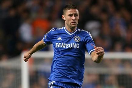Gary Cahill is pleased with the way Chelsea have responded to defeats against Everton and Basle