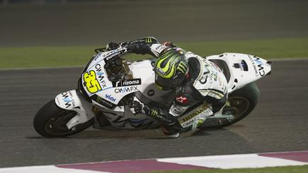 Crutchlow: I had to at least finish this time!