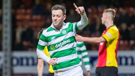 Callum McGregor: Celtic title win will be most special yet after 'incredible' season