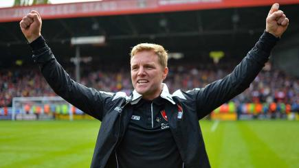 Can Eddie Howe keep Bournemouth in the Premier League?