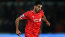 Emre Can is targeting a regular midfield slot this season
