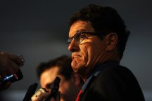 Fabio Capello will not be heading to White Hart Lane