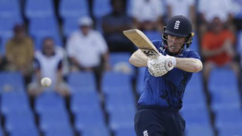 Captain Morgan felt England were in charge throughout West Indies win