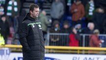 Celtic manager Ronny Deila, pictured, was unimpressed by Anthony Stokes' comments on social media