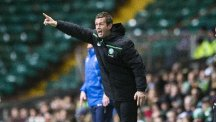 Celtic manager Ronny Deila saw his side held by Kilmarnock