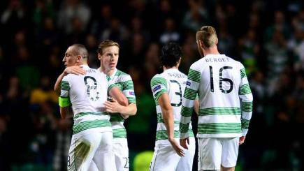 Celtic tonight face Astra in the Europa League.