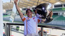 Champion Marquez speaks exclusively to After the Flag
